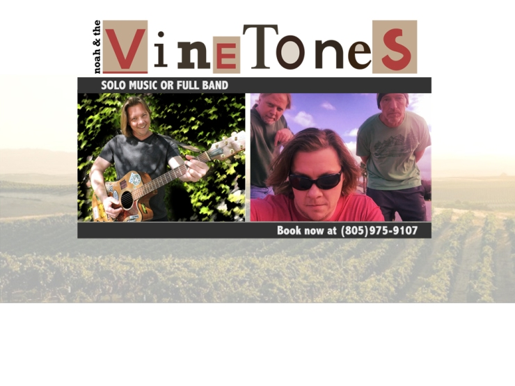 noah cryns and the vinetones local music
